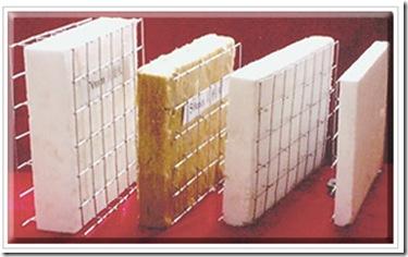透丝型钢丝网架板